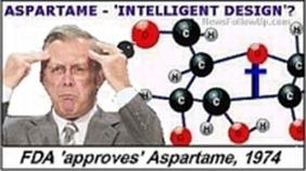 Aspartame approuvé par la FDA en 1974